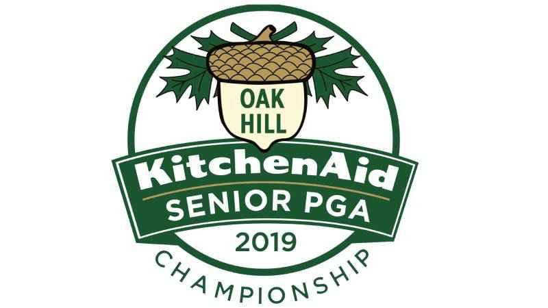 Parel shoots 66 to lead wind-altered Senior PGA Championship
