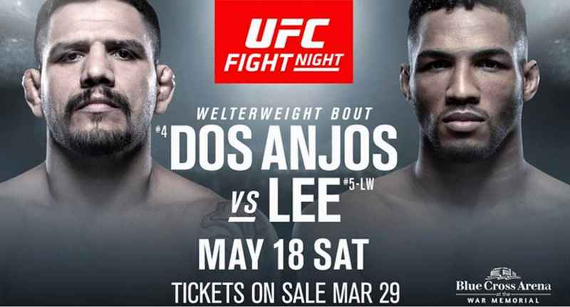 Rochester's 1st UFC fight to take place this weekend