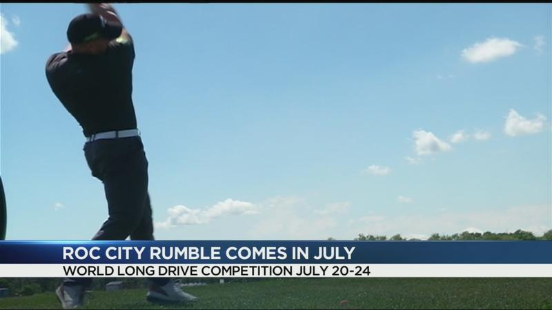 A new kind of golf championship coming to Rochester