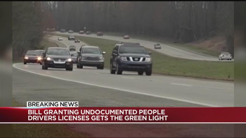 Bill granting undocumented immigrants licenses gets the 'Green Light'