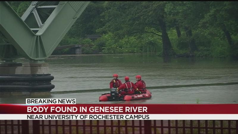 Body recovered from Genesee River near U of R