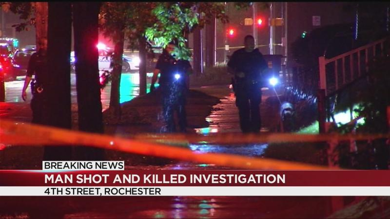 Police identify teen shot and killed on Fourth Street