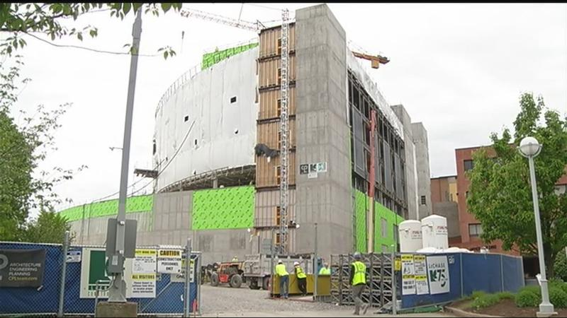 rgh expansion on schedule to open in 2020