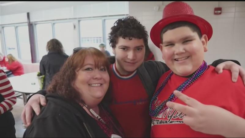 Ronald McDonald House helps teen with brain tumor