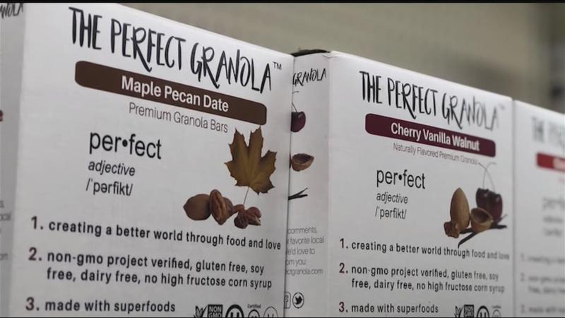 Small Business Spotlight: The Perfect Granola becomes focus of new Walmart campaign