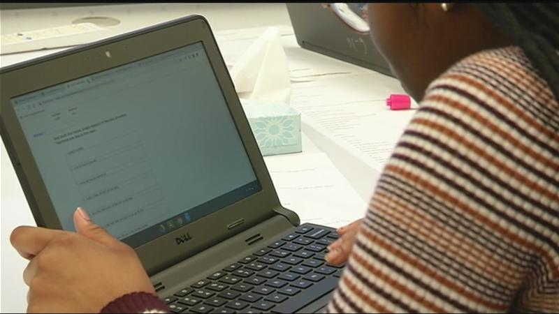 Tackling a digital divide: RCSD high school students get Chromebooks, free home internet
