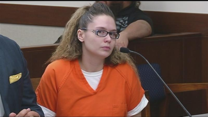 Woman sentenced in Sodus double murder: 'I truly am sorry'