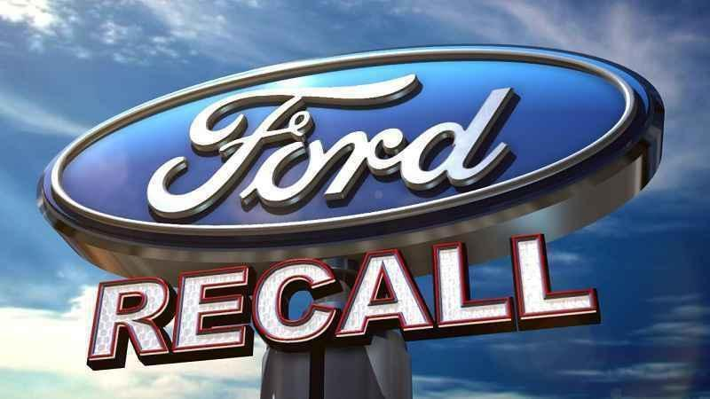 Ford Transmission Recall >> Ford Recalls 1 3m Vehicles For Suspension Transmission Woes