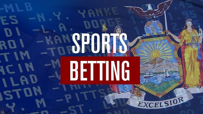 Sports betting coming to New York midsummer