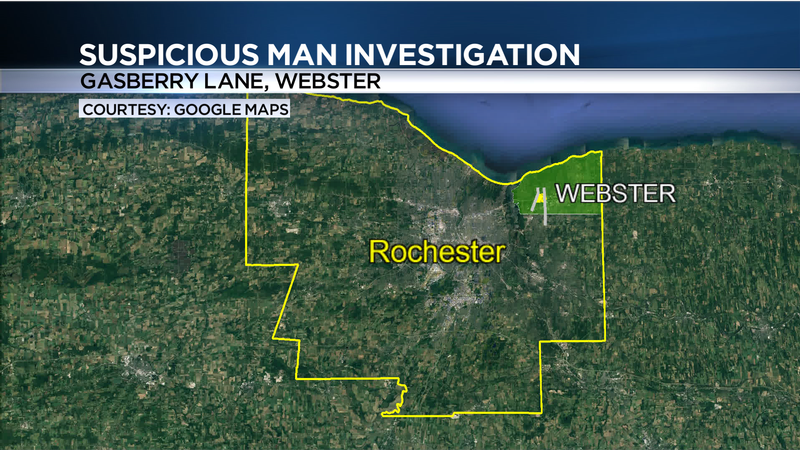 Webster Police: Man tried to get young girl into his car