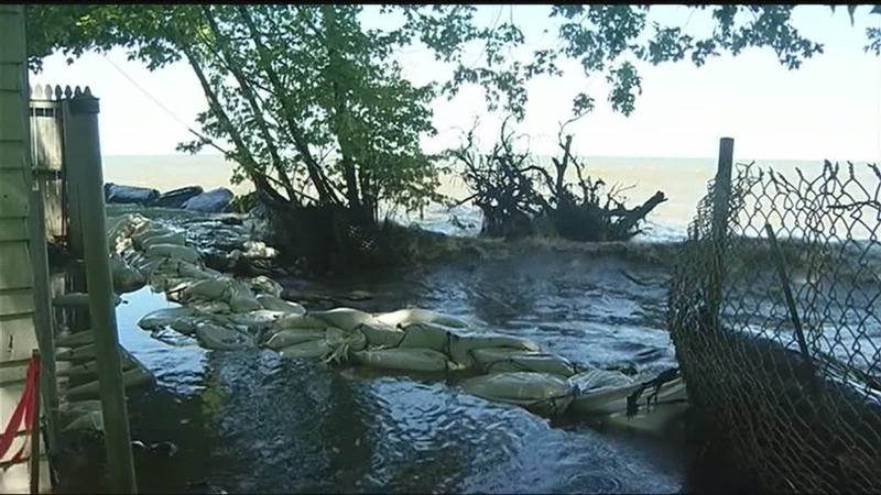 Lakeshore community leaders meet to prepare for future flooding