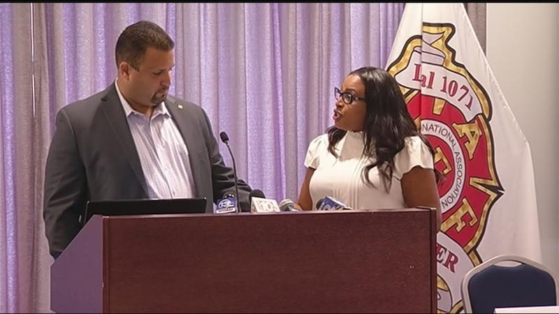 Rochester mayor, firefighter union president clash over dynamic staffing