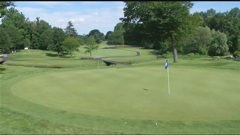 Local girls take part in Future of Women's Golf Pro-Am