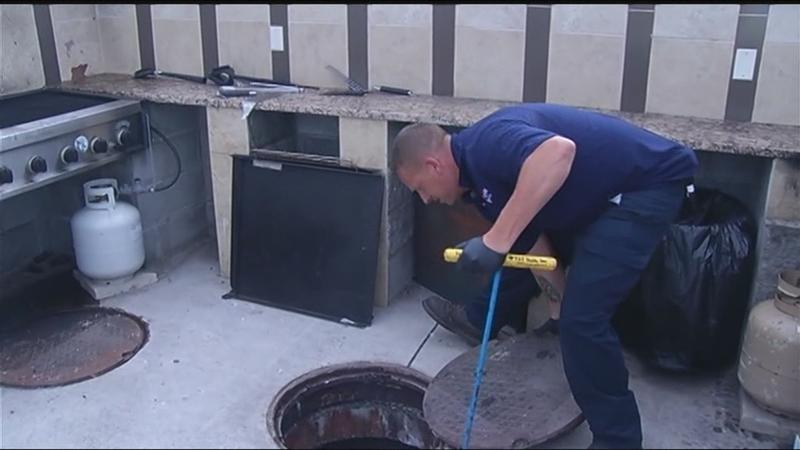 Monroe County begins safety checks of grease trap covers