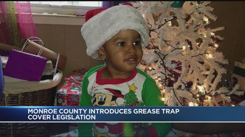 Monroe County introduces grease trap cover legislation