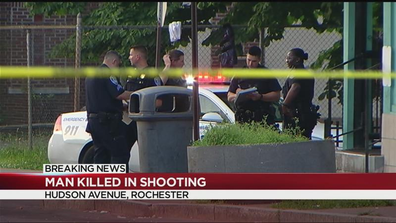 Rochester police identify man shot and killed on Ernst Street