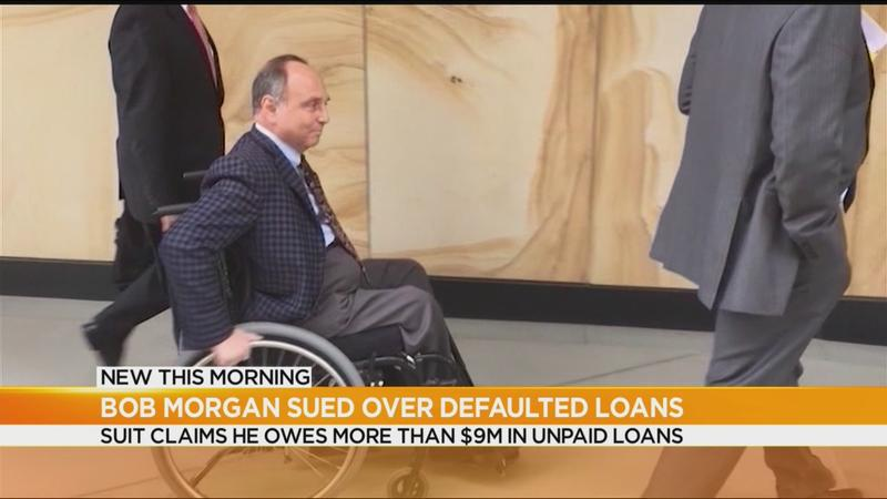 Report: Rochester lender sues Bob Morgan over defaulted loans