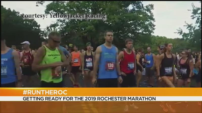 Run the ROC: What's new at this year's Rochester Marathon