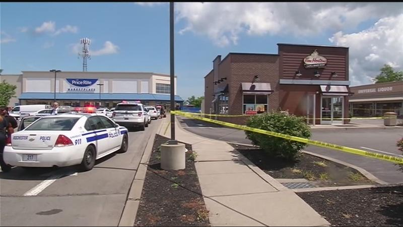 Toddler, three, dies after falling into grease trap at a Tim Horton's