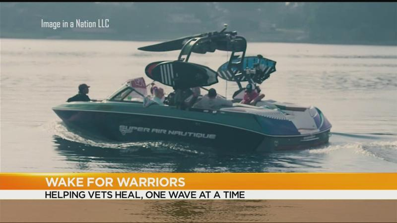 Water sports program for injured vets comes to Canandaigua Lake