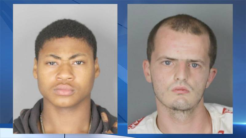 3 arrested in multi-county crime spree