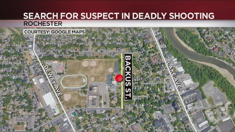 Police identify Rochester man shot and killed on Backus Street