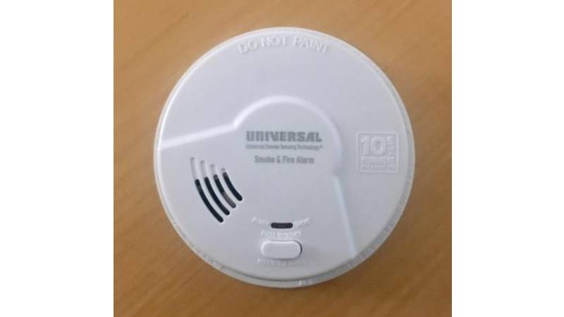Smoke alarms recalled because they may not work