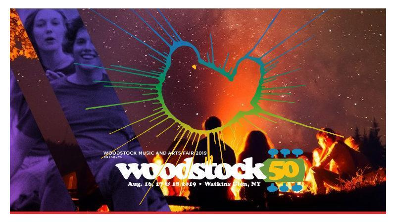 Woodstock 50 tickets will be free in Maryland, per reports