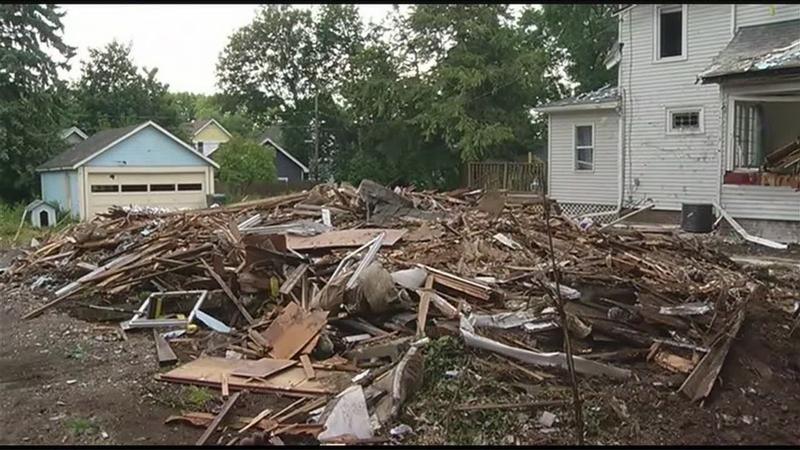Fire chief: House explosion on Illinois Street deemed 'suspicious'
