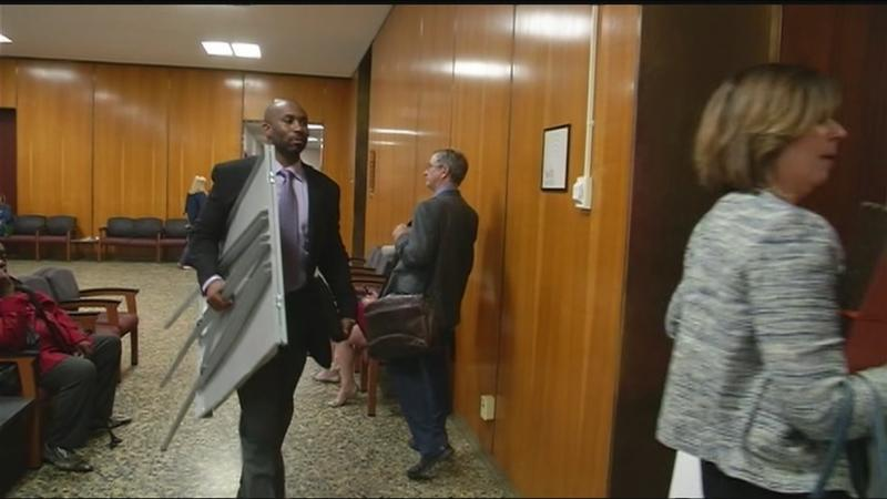 Closing arguments wrap up in rape trial of former Webster teacher, coach