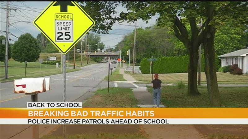 Police increase patrols ahead of new school year
