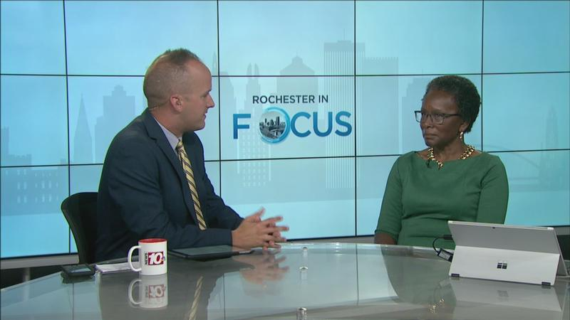 Rochester in Focus: Dr. Angela Sims
