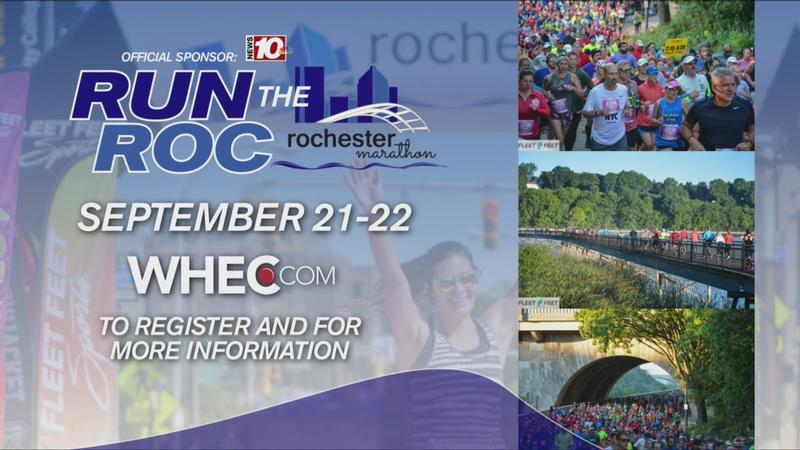 Walkers needed for Rochester Half Marathon