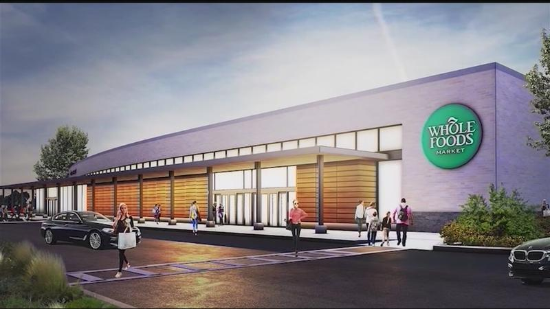Whole Foods Plaza project in Brighton moving forward