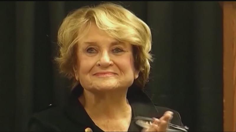 Late Congresswoman Louise Slaughter