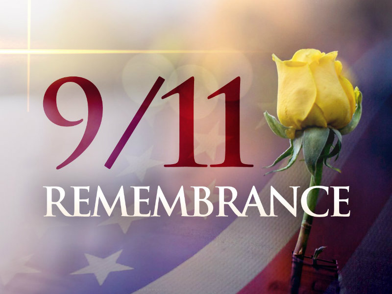 Local 9/11 remembrance ceremonies happening Wednesday