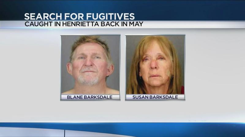 Investigators: Fugitive couple could be aided by white supremacists