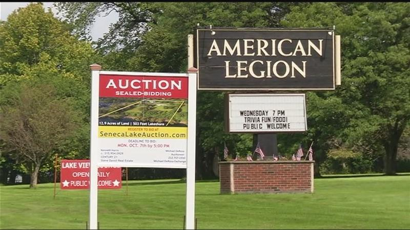Expansive American Legion property in Geneva up for sale