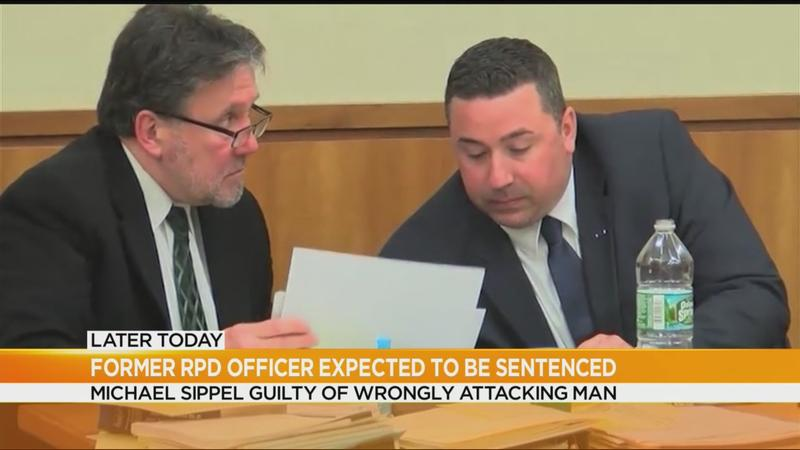 Former RPD officer convicted of assault set to be sentenced