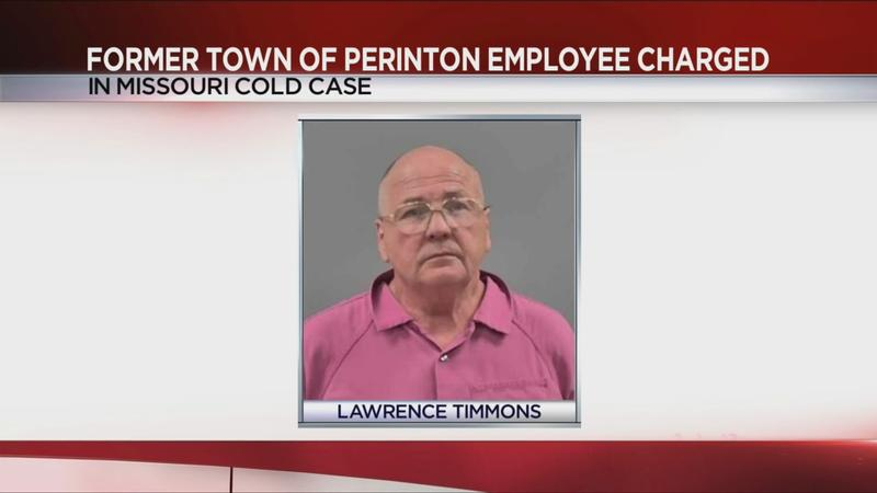 Former Town of Perinton employee charged in Missouri cold case
