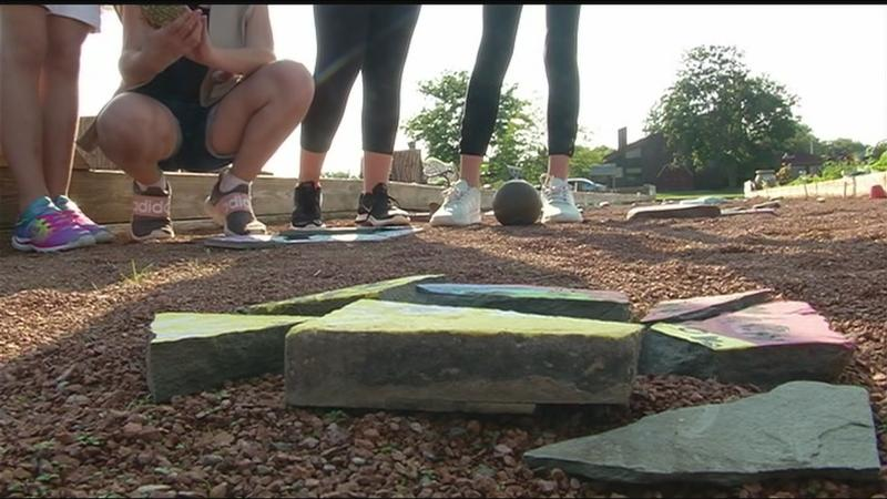Local Girl Scout troop calls for security changes after vandals damage community garden