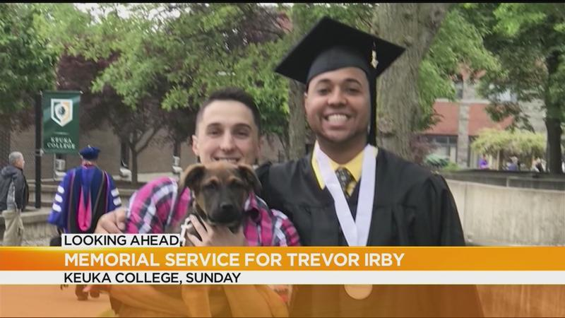 Keuka College to hold memorial for 2017 graduate who died in mass shooting