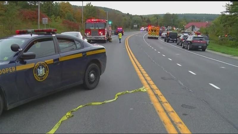 NTSB will release limo safety recommendations even before Schoharie investigation complete