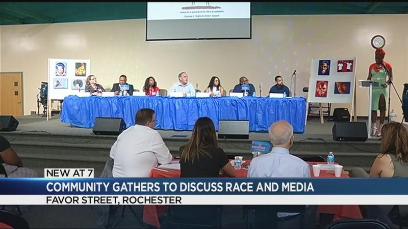 Local non-profit holds 'Race and Media Breakfast' to tackle major challenges
