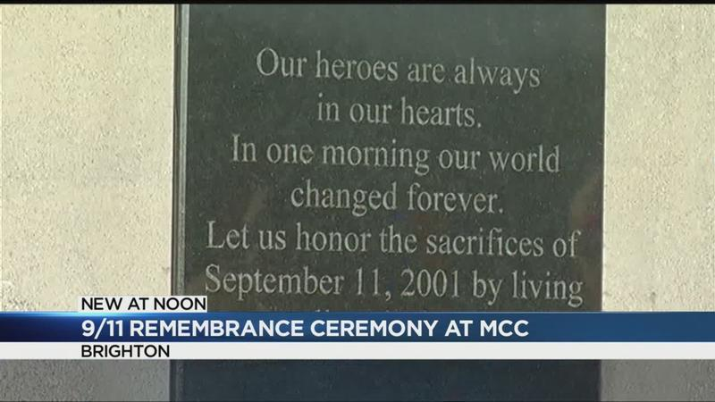 MCC holds 9/11 remembrance ceremony