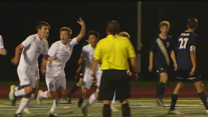 Mendon and Sutherland tie in battle of Pittsford
