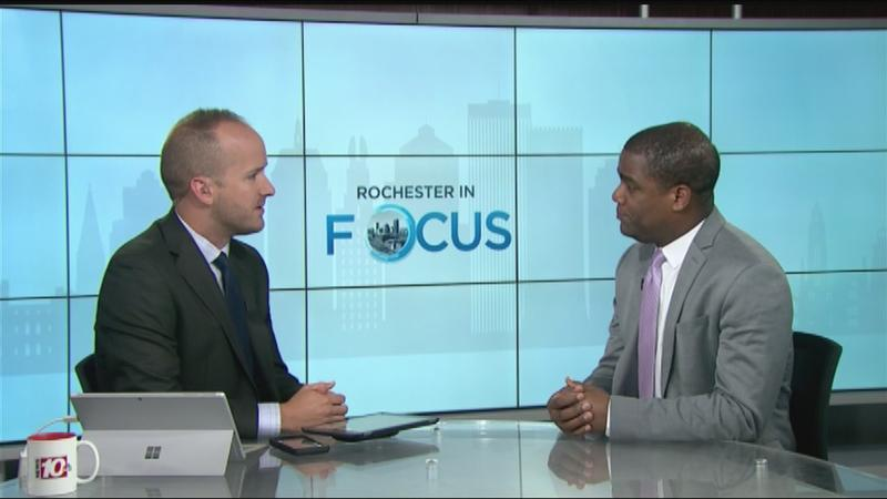 Rochester in Focus: Terry Dade