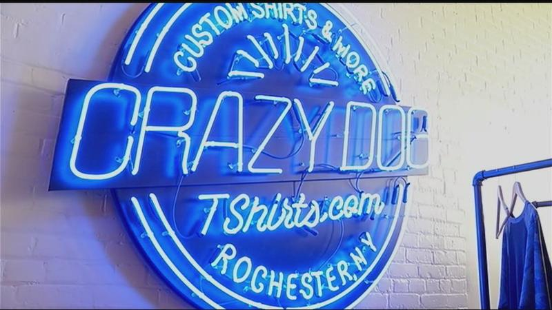 Small Business Spotlight: Crazy Dog T-Shirts