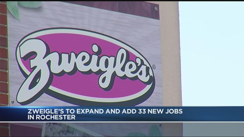 Zweigle's to expand and add 33 new jobs in Rochester