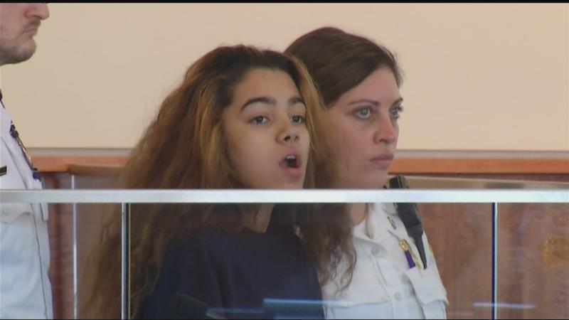 15-year-old girl formerly of Rochester held without bail in Mass. stabbing death